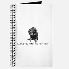 Rottie's New Trick Journal