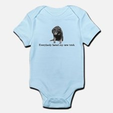 Rottie's New Trick Infant Creeper