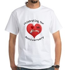 wedding hands 1 T-Shirt