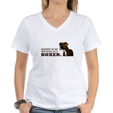 Blessed Boxer Mom Shirt