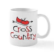 Cross Country Shoe Mug