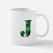 The Letter 'J' Mug