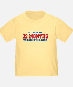 Funny First Birthday T