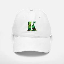 The Letter 'K' Baseball Baseball Cap