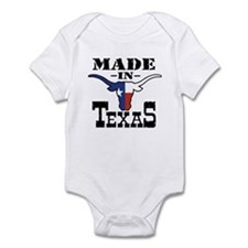 Made In Texas Infant Creeper