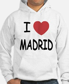 I heart Madrid Jumper Hoody