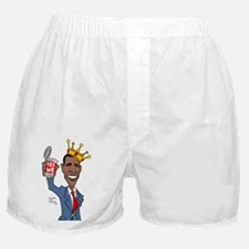 Obama Humor Boxer Shorts