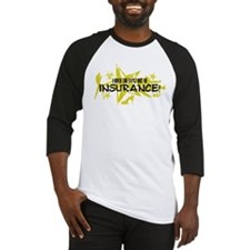 I ROCK THE S#%! - INSURANCE Baseball Jersey