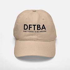 DFTBA Baseball Baseball Cap