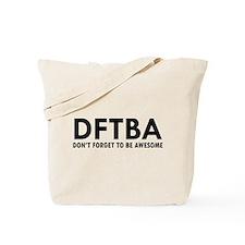DFTBA Tote Bag