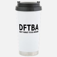 DFTBA Travel Mug