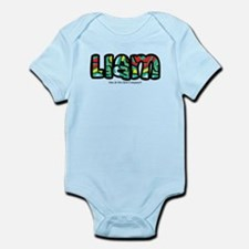Liam - personalized Infant Bodysuit