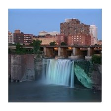 High Falls Tile Coaster