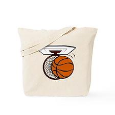 BASKETBALL *4* Tote Bag