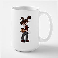 BASKETBALL *5* {crimson} Mug