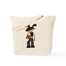BASKETBALL *5* {crimson} Tote Bag