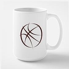 BASKETBALL *6* {crimson 4} Mug