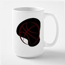 BASKETBALL *7* {crimson} Mug