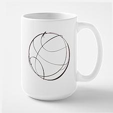 BASKETBALL *9* {crimson} Mug