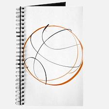 BASKETBALL *9* {orange} Journal