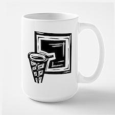 BASKETBALL *10* {black} Mug