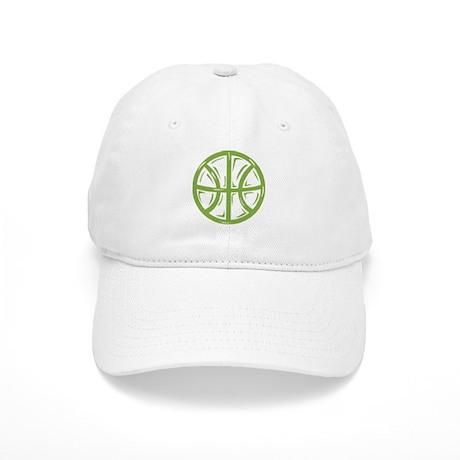 BASKETBALL *11* {green} Cap