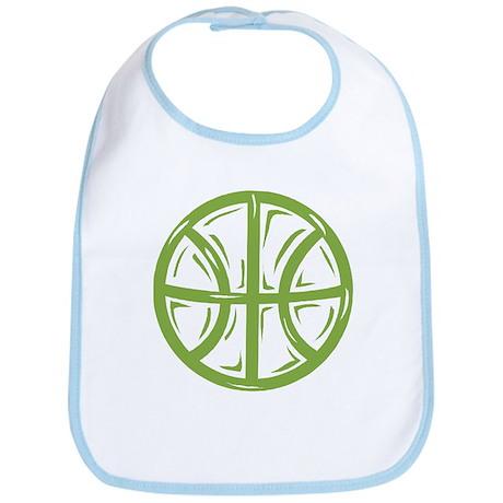 BASKETBALL *11* {green} Bib