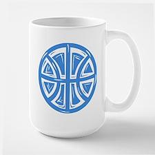 BASKETBALL *12* {blue} Mug