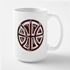 BASKETBALL *12* {crimson} Mug