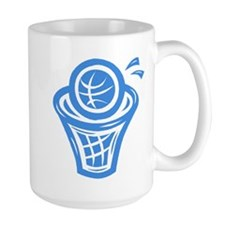 BASKETBALL *13* {blue} Mug