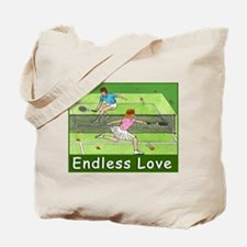 """ENDLESS LOVE"" Tote Bag"