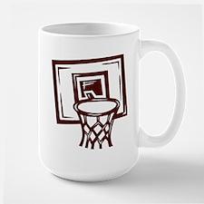 BASKETBALL *14* {crimson} Mug