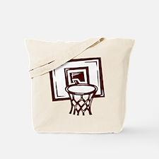 BASKETBALL *14* {crimson} Tote Bag