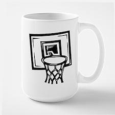 BASKETBALL *14* {black} Mug