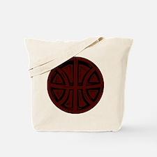 BASKETBALL *16* {crimson 2} Tote Bag