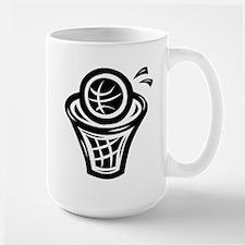 BASKETBALL *13* {black} Mug