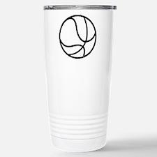 BASKETBALL *17* {black} Travel Mug