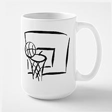 BASKETBALL *18* {black} Mug
