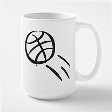 BASKETBALL *19* {gray} Mug