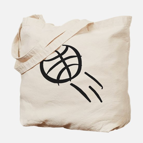 BASKETBALL *19* {gray} Tote Bag