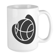 BASKETBALL *20* {gray} Mug