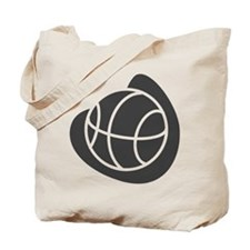 BASKETBALL *20* {gray} Tote Bag