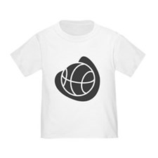 BASKETBALL *20* {gray} T
