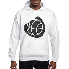 BASKETBALL *20* {gray} Hoodie