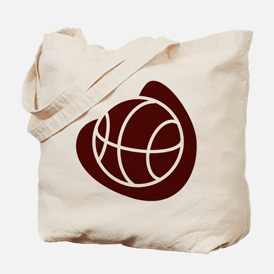 BASKETBALL *20* {crimson} Tote Bag