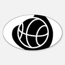 BASKETBALL *20* {black} Decal