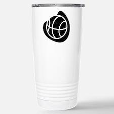 BASKETBALL *20* {black} Travel Mug