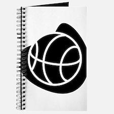 BASKETBALL *20* {black} Journal