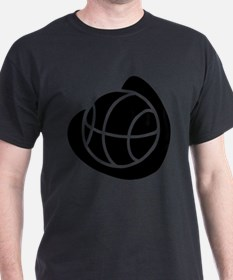 BASKETBALL *20* {black} T-Shirt