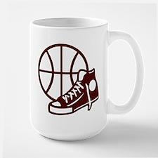 BASKETBALL *22* {crimson} Mug